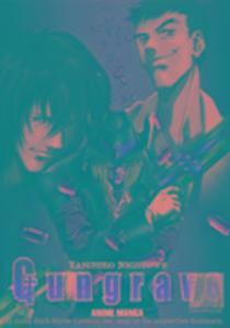 Gungrave Anime Manga Volume 1 als Taschenbuch