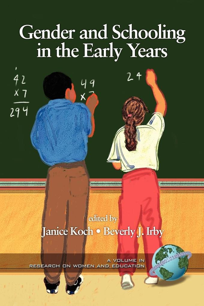 Gender and Schooling in the Early Years (PB) als Taschenbuch