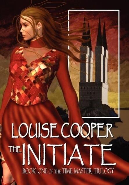 The Initiate als Buch