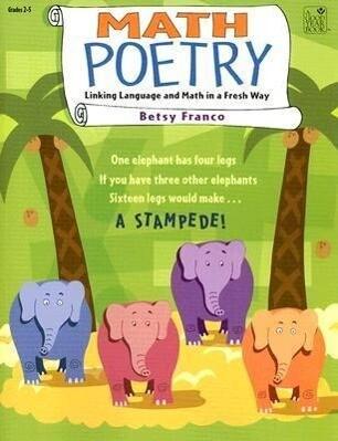 Math Poetry: Linking Language and Math in a Fresh Way als Taschenbuch
