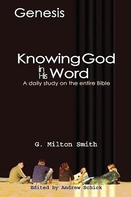 Knowing God in His Word-Genesis als Buch