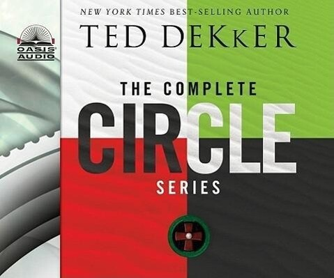 The Complete Circle Series: Black/Red/White/Green als Hörbuch