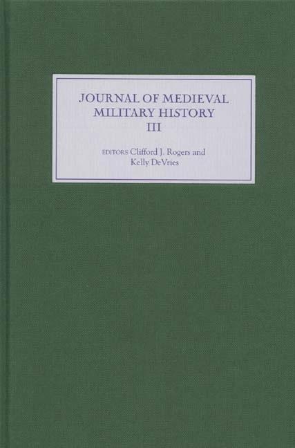 Journal of Medieval Military History als Buch