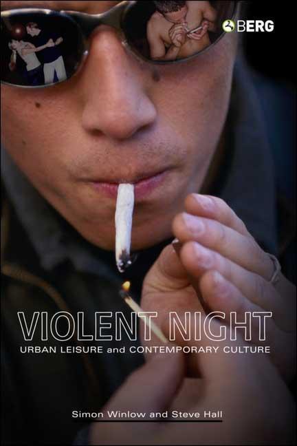 Violent Night als Buch