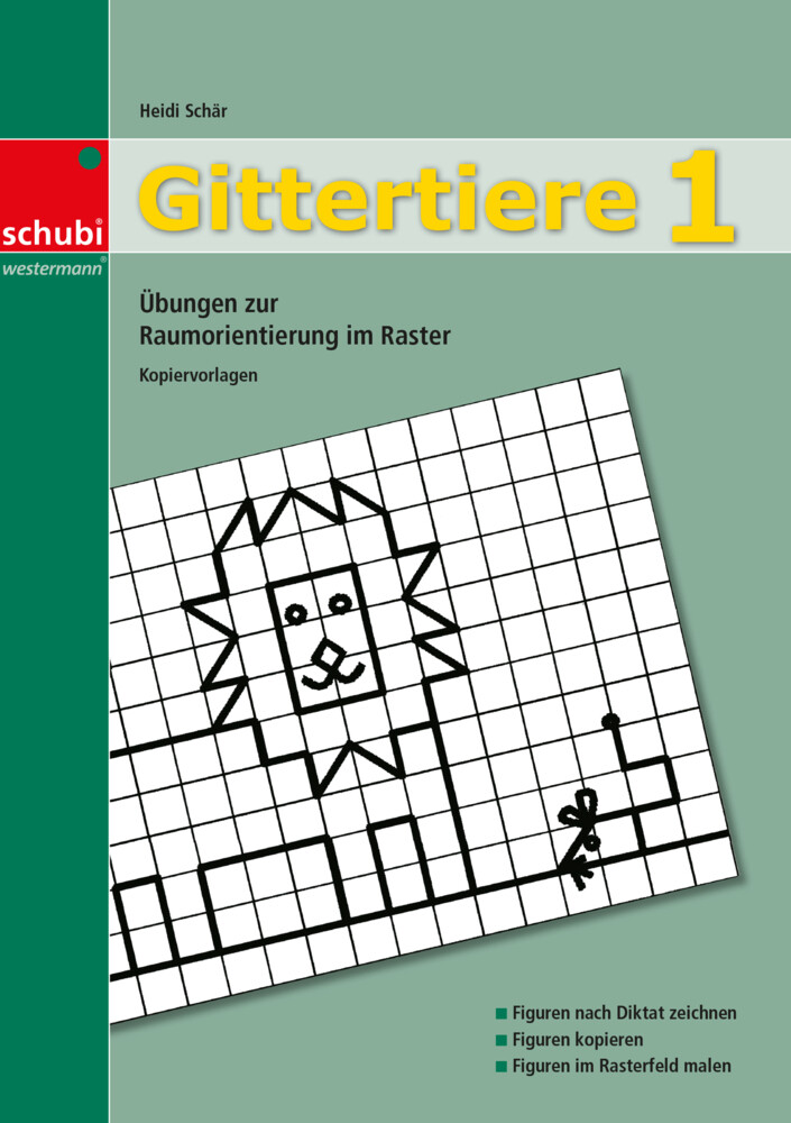 Gittertiere 1 als Buch