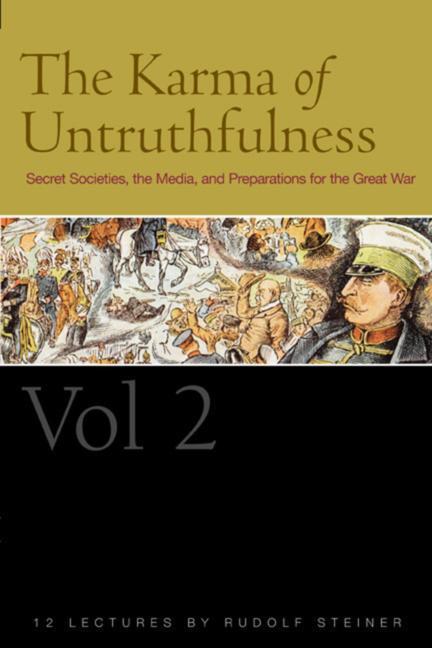 The Karma of Untruthfulness als Taschenbuch