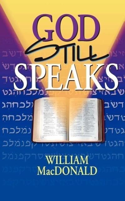 God Still Speaks als Taschenbuch