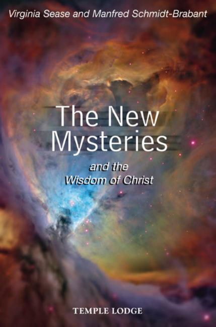 The New Mysteries and the Wisdom of Christ als Taschenbuch