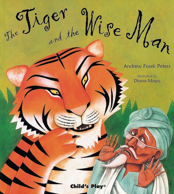 The Tiger and the Wise Man als Taschenbuch