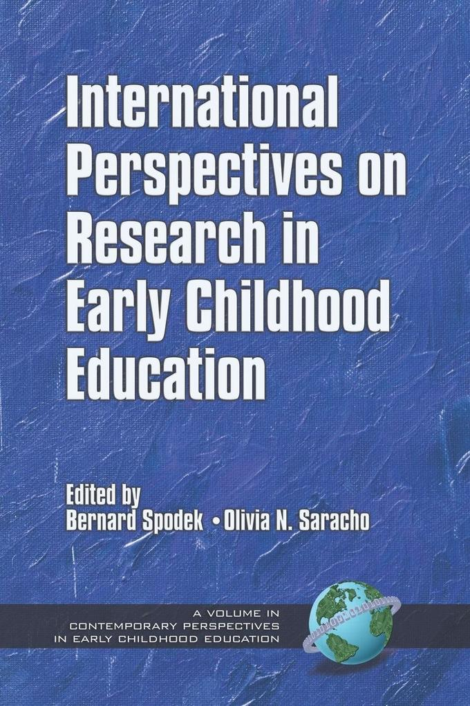 International Perspectives on Research in Early Childhood Education (PB) als Taschenbuch