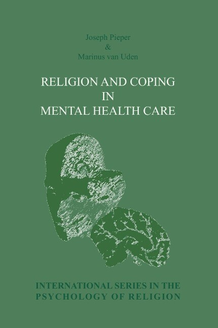 Religion and Coping in Mental Health Care als Taschenbuch