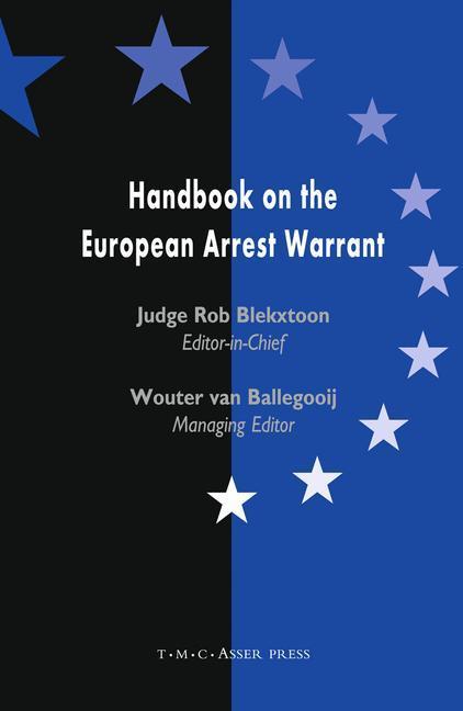Handbook on the European Arrest Warrant als Buch