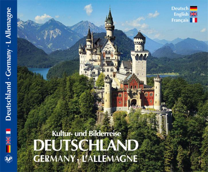 Kultur- und Bilderreise durch Deutschland / Germany / L'Allemagne als Buch