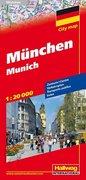 München Stadtplan 1 : 20 000