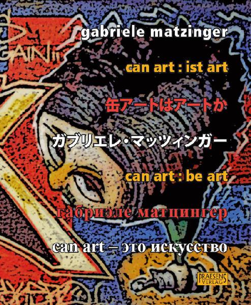 CAN ART - IST ART als Buch
