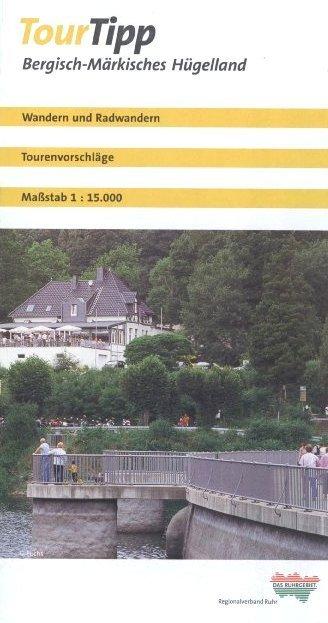 TourTipp Bergisch-Märkisches Hügelland als Buch