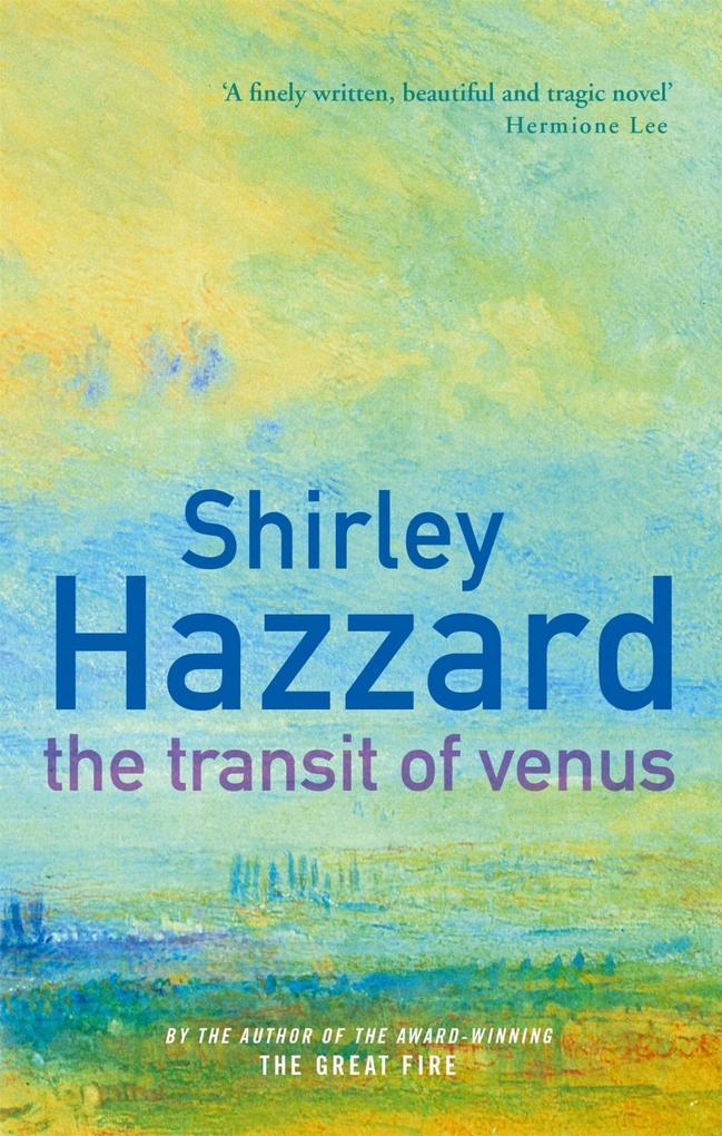 The Transit Of Venus als Taschenbuch