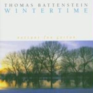 Wintertime-Ballads For Guita als CD