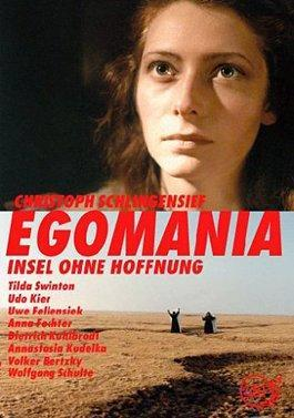 Egomania - Insel ohne Hoffnung als DVD