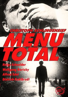 Menu Total als DVD
