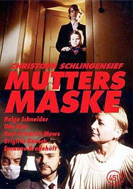 Mutters Maske als DVD