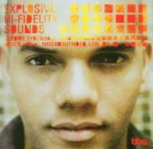 Explosive Hi-Fidelity Sounds als CD