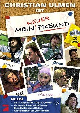 Mein neuer Freund als DVD