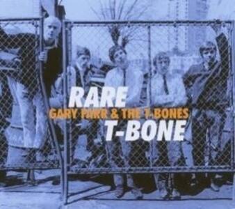 Rare T-Bone als CD