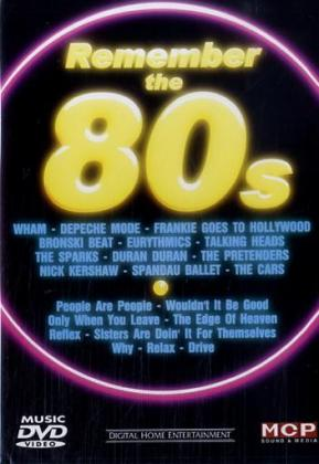 Remember The 80's als DVD