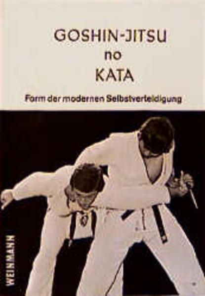 Goshin-Jitsu no Kata als Buch