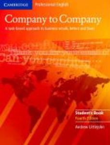Company to Company Student's Book als Taschenbuch