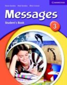 Messages 3 Student's Book als Taschenbuch