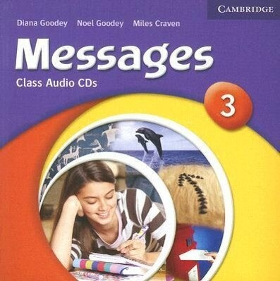 Messages 3: Class Audio CDs als Hörbuch