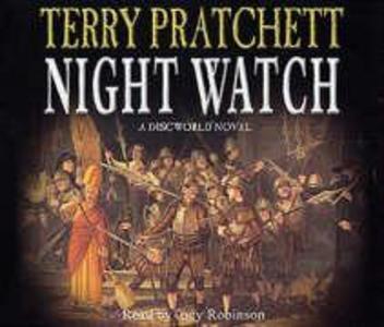 Night Watch als Hörbuch