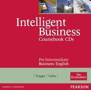 Intelligent Business Pre-Intermediate. Course Book CD 1-2