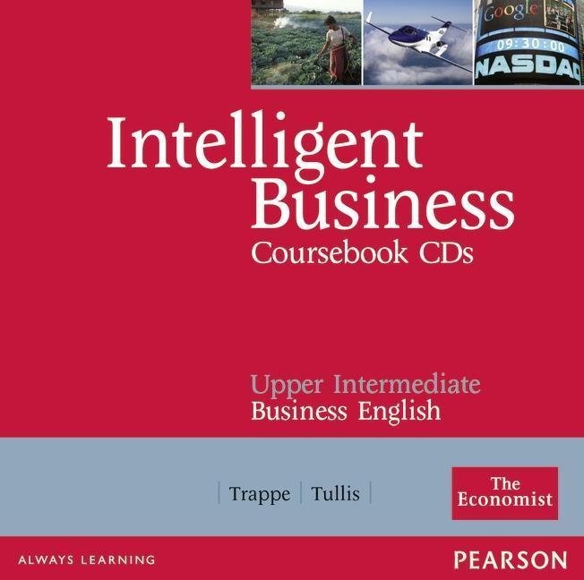 Intelligent Business Upper-Intermediate Coursebook Audio 2CDs als Hörbuch