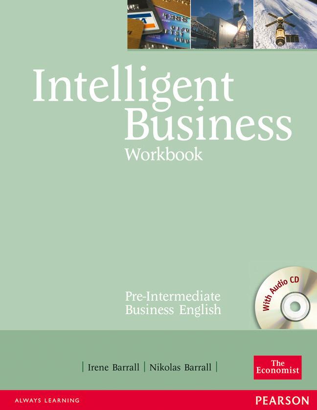 Intelligent Business Pre-Intermediate Workbook with Audio CD als Buch