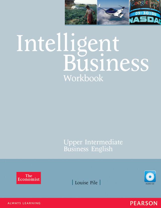 Intelligent Business Upper-Intermediate. Workbook with Audio CD als Buch