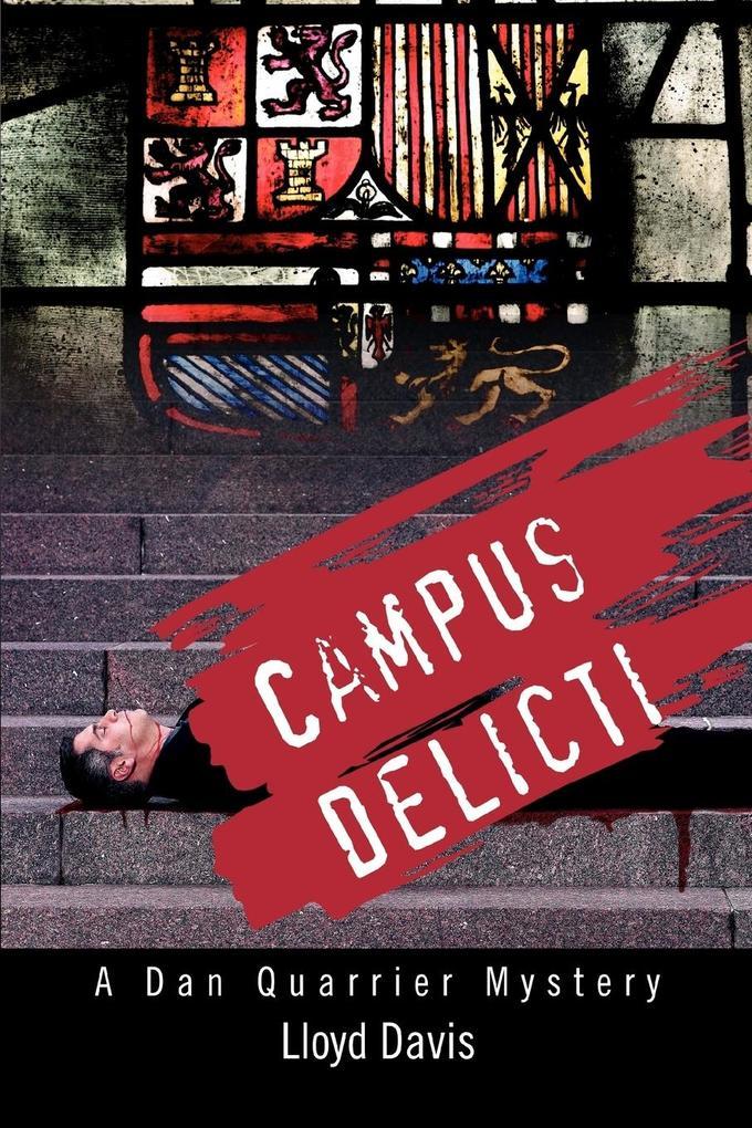 Campus Delicti als Taschenbuch