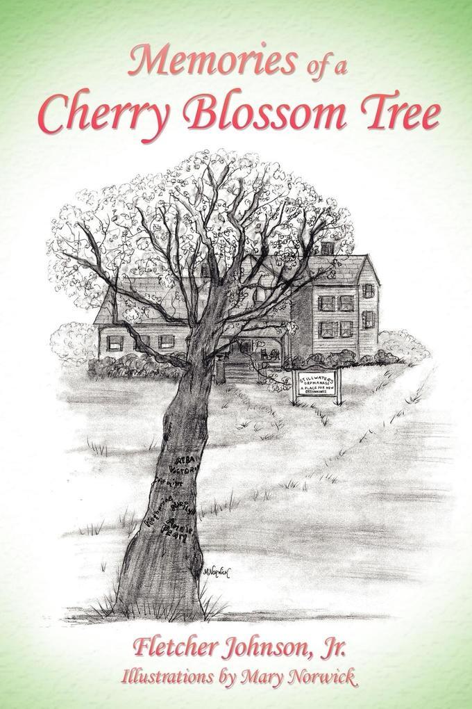 Memories of a Cherry Blossom Tree als Taschenbuch