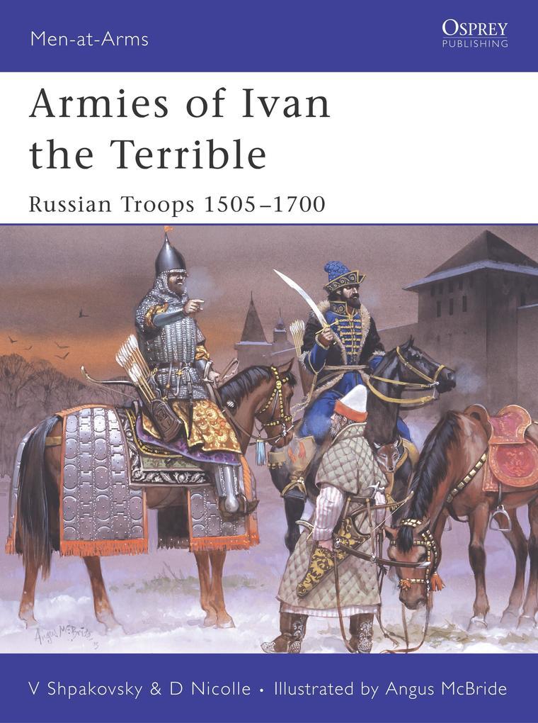 Armies of Ivan the Terrible als Taschenbuch