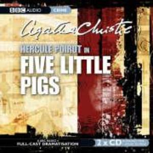Five Little Pigs als Buch