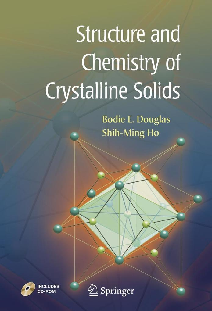 Structure and Chemistry of Crystalline Solids als Buch
