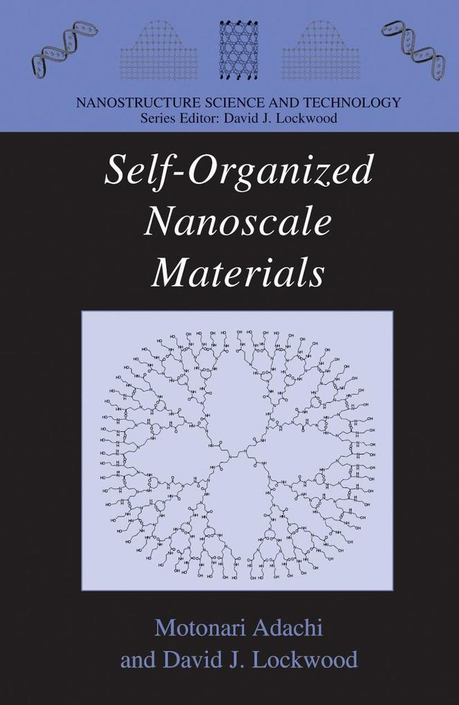 Self-Organized Nanoscale Materials als Buch
