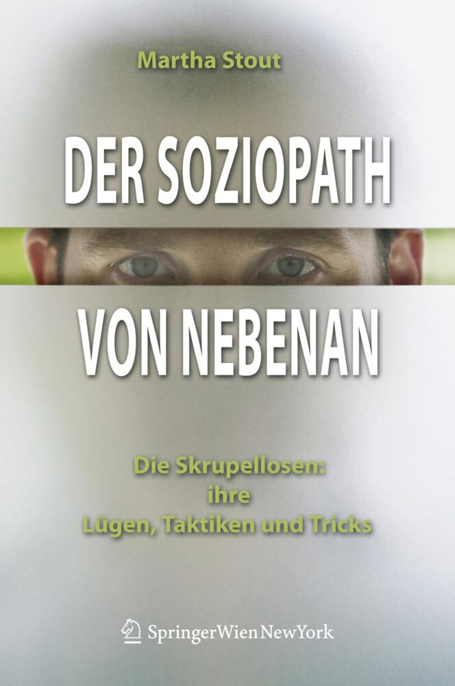 Der Soziopath von nebenan als Buch