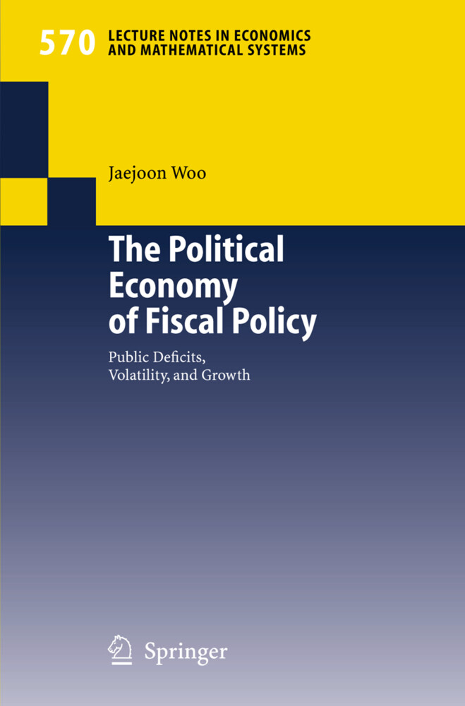 The Political Economy of Fiscal Policy als Buch