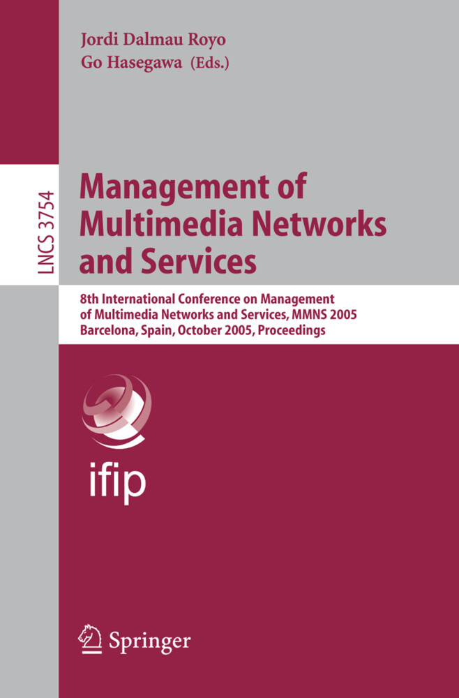Management of Multimedia Networks and Services als Buch