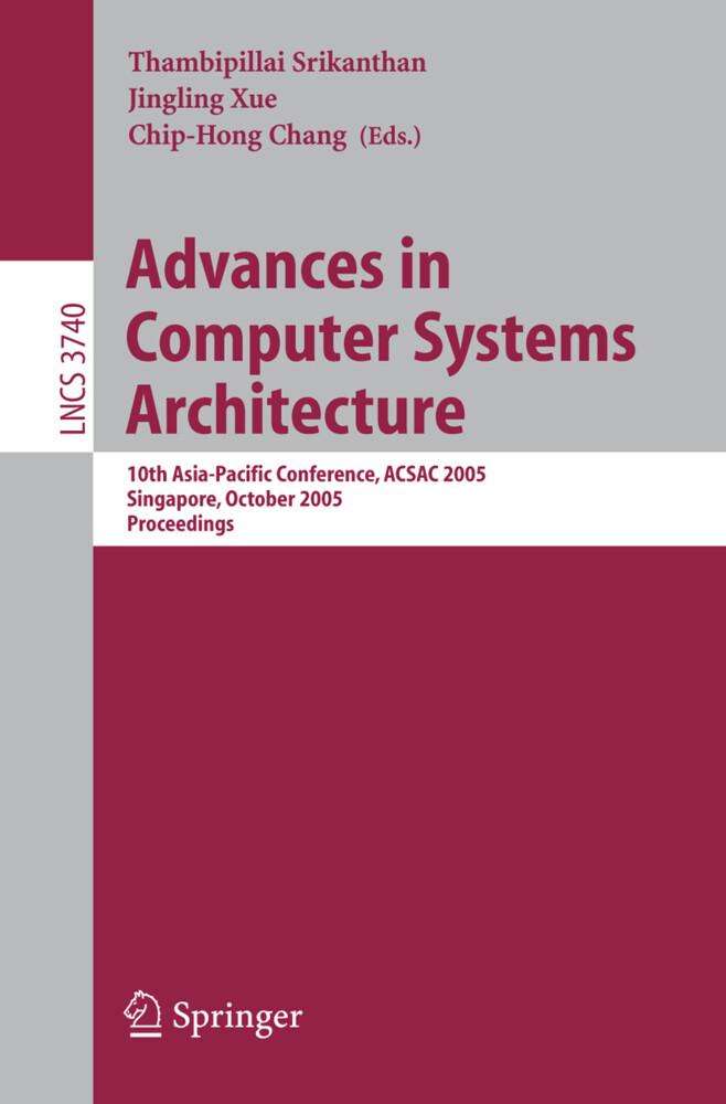 Advances in Computer Systems Architecture als Buch
