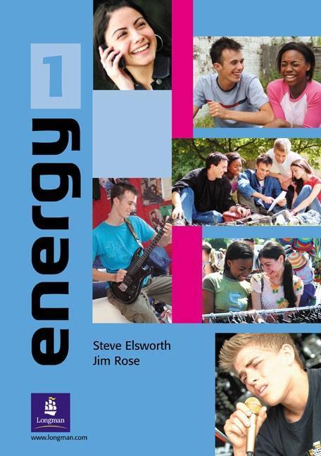 Energy 1 Students' Book plus notebook als Taschenbuch