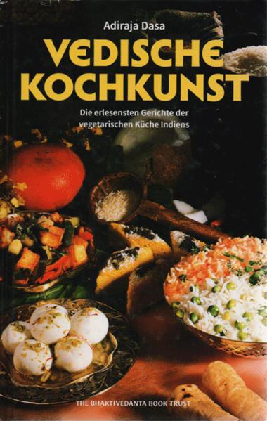 Vedische Kochkunst als Buch